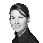 Rebecca Brennan. Chartered Accountant and Systems Specialist with a Talent for Management.